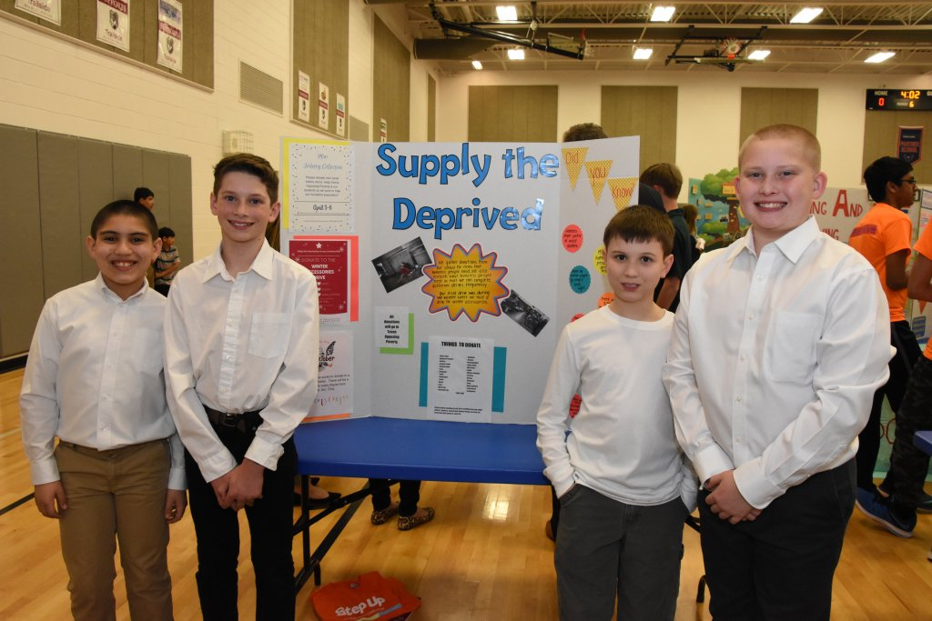 Supply the Deprived