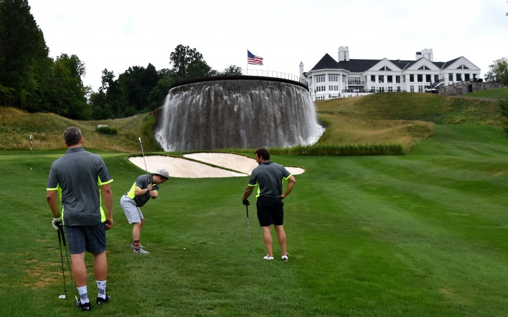 2015 Challenge At Trump National The Youthquest Foundation