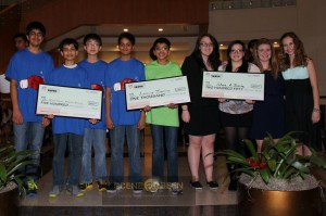 2013 Loudoun Youth Step Up competition winners