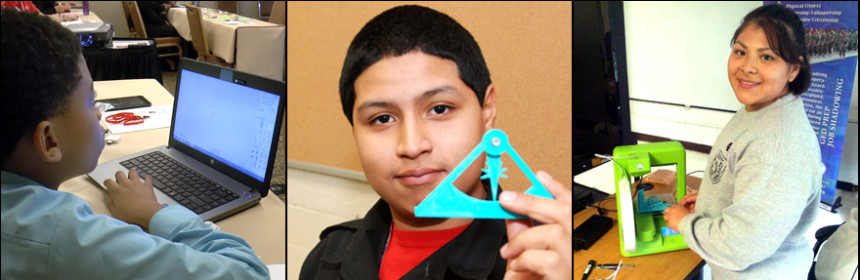 Support YouthQuest's 3DThinkLink curriculum Kickstarter campaign
