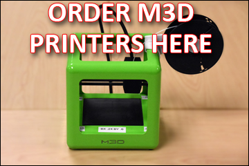 Buy M3D printers here to support YouthQuest