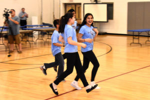 The Put It Down team was excited to be picked as one of 10 finalists in the 2017 Step Up Loudoun Youth Competition