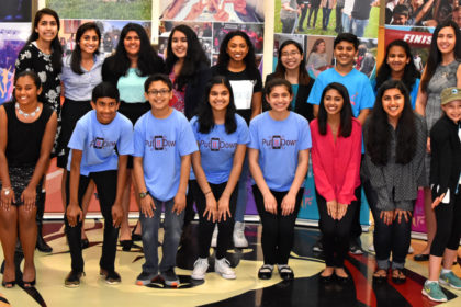 2017 Step Up Loudoun Youth Competition finalists