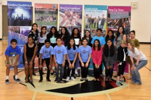 Top 10 teams in the 2017 Step Up Loudoun Youth Competition
